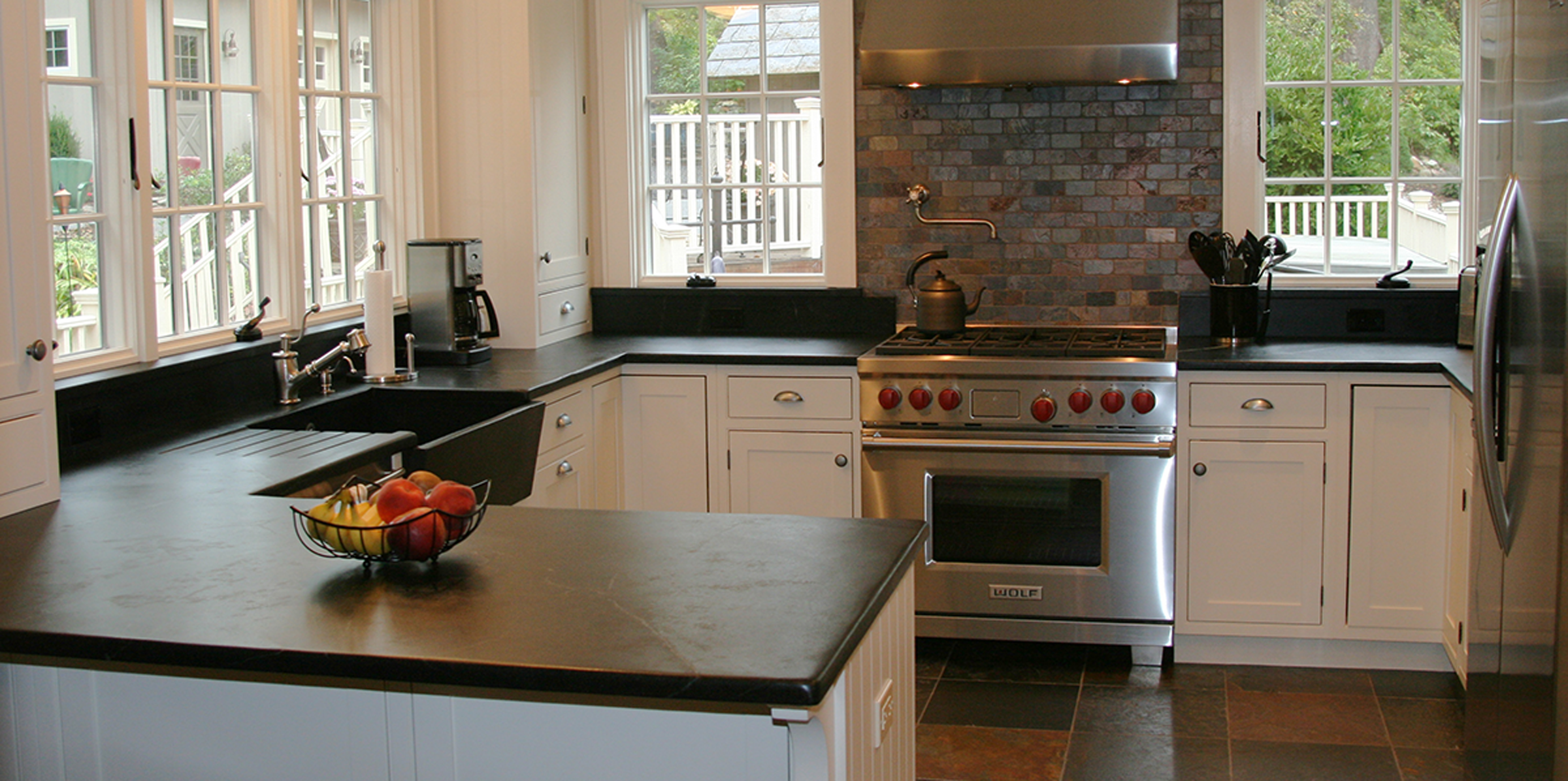 Custom Soapstone Countertops Custom Stone Countertops