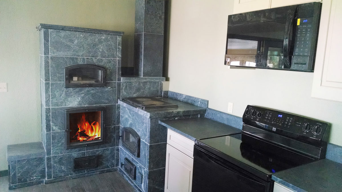 soapstone heat hearthstone wood stove fireplace. Black Bedroom Furniture Sets. Home Design Ideas